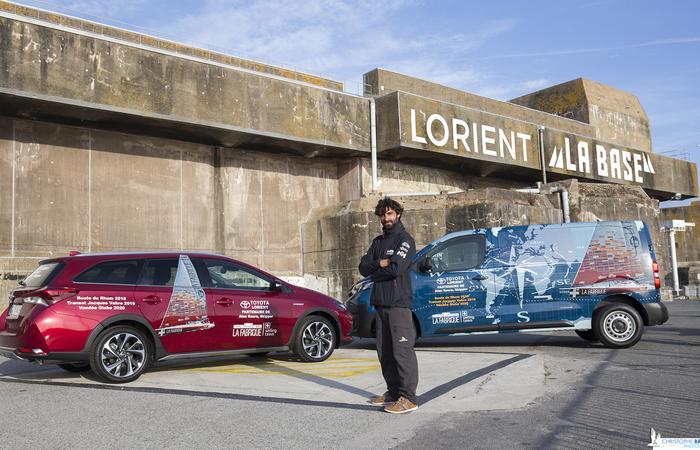 Alan et La Fabrique roulent pour Toyota Lorient - Altis Lanester
