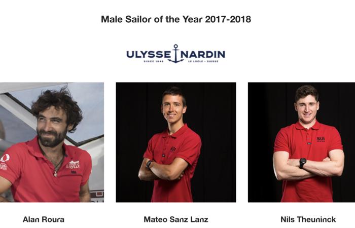Alan nominé aux Swiss Sailing Awards 2019 !