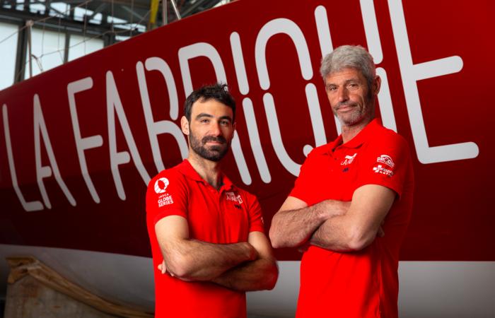 La Fabrique en équipe - Partie 1/3 : Alan Roura, Sébastien Audigane et Cie