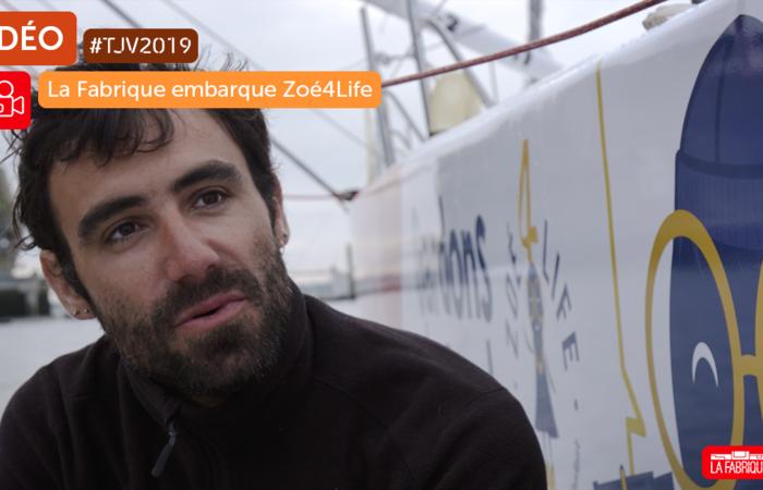 La Fabrique embarque Zoé4Life