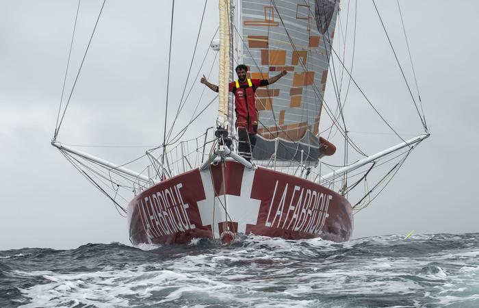 Nouveau record de l'Atlantique Nord pour La Fabrique !
