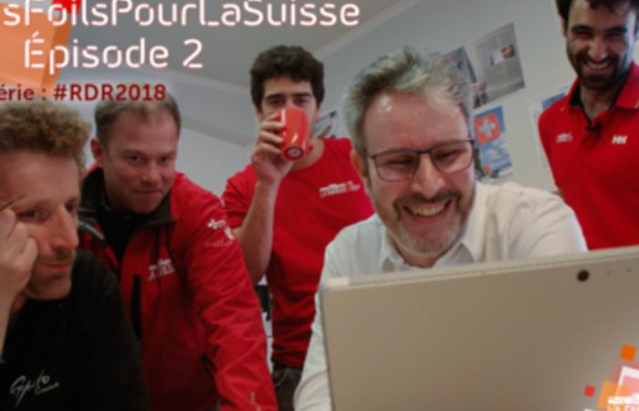 Des Foils pour la Suisse - Épisode 2