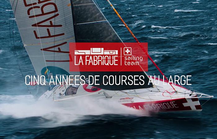 Alan et La Fabrique : cinq années de course au large