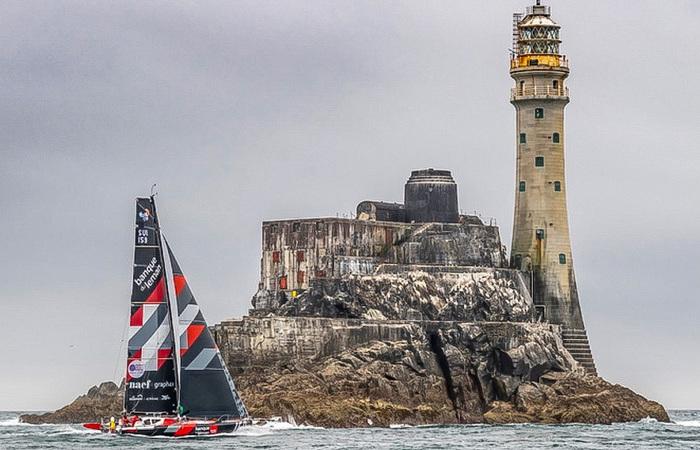 Rolex Fastnet Race : Podium pour la Roesti Sailing Team !