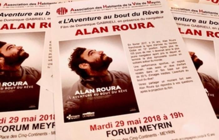 «L'aventure au bout du rêve» le 29 mai à Meyrin